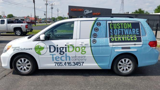 DigiDogTech Mobil